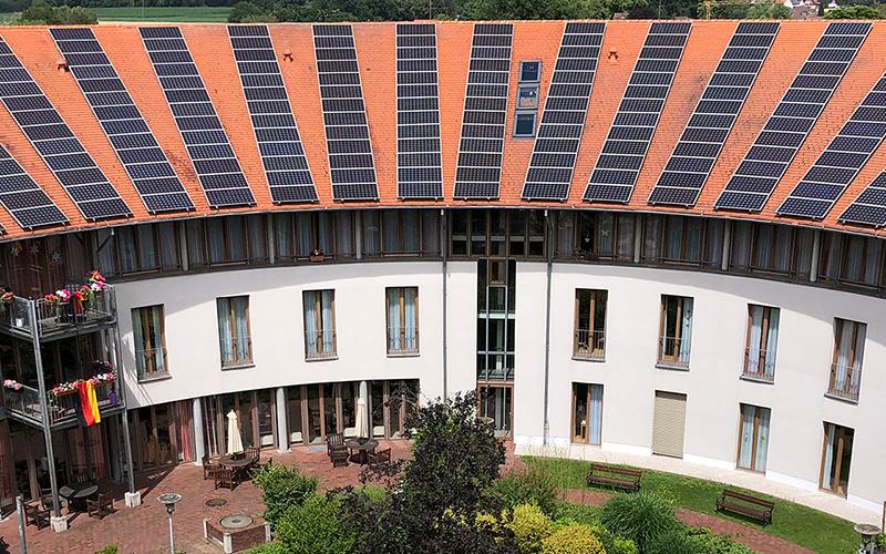 HAUG Bedachungen Oer-Erkenschwick Solar Photovoltaik