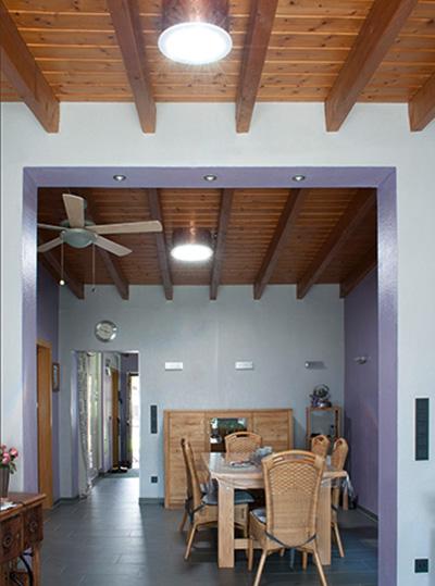 HAUG Solatube Beleuchtung Wohnraum
